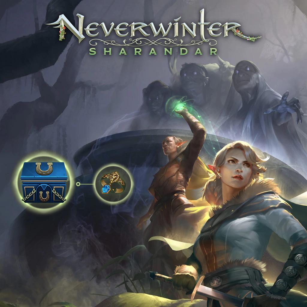 (PS+/PSN) Neverwinter PS4 Promopaket der Wildnis