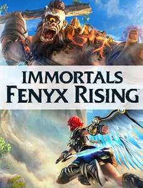 20% Rabatt auf den gesamten Warenkorb beim Kauf eines Games aus der Spring Selection. Z.b. Immortals Fenyx Rising