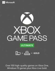 Xbox GAME PASS ULTIMATE 14 Tage - für neue Accounts