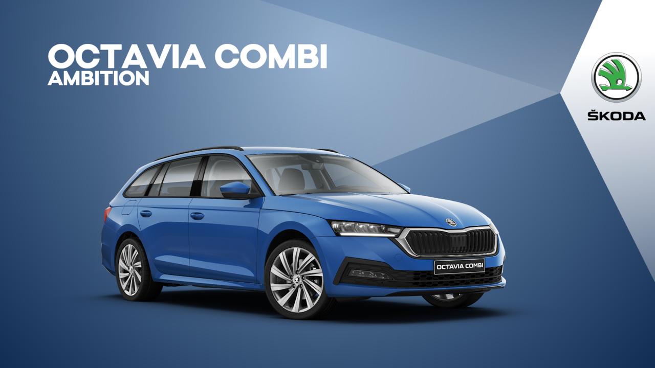 (Gewerbeleasing Osteraktion) Skoda Octavia Combi Ambition Hybrid für 58€ netto/Monat (eff. 86,71€ mtl.), LF 0,18, 24M, 10tkm