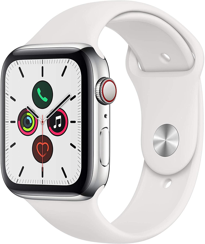 EDELSTAHL (Silber): Apple Watch Series 5