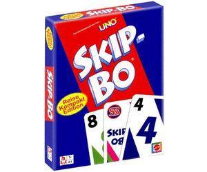 Skip bo von Mattel für nur 5,99 EUR + 2,- EUR Versand! [Reise Kompakt Edition]