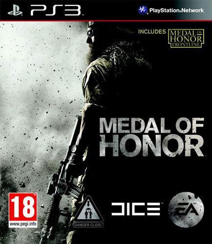 MEDAL OF HONOR für nur 11,49 EUR inkl. Versand! [PS 3]
