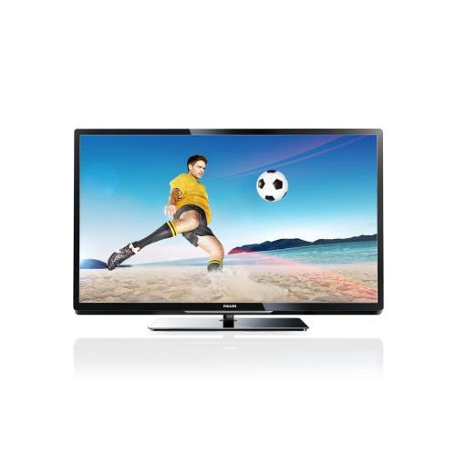 "Philips 42PFL4007K/12 + Belkin WLAN Internet Adapter für 429,99 € - 42"" LED-Backlight-Fernseher mit extrem niedrigem Input-Lag"