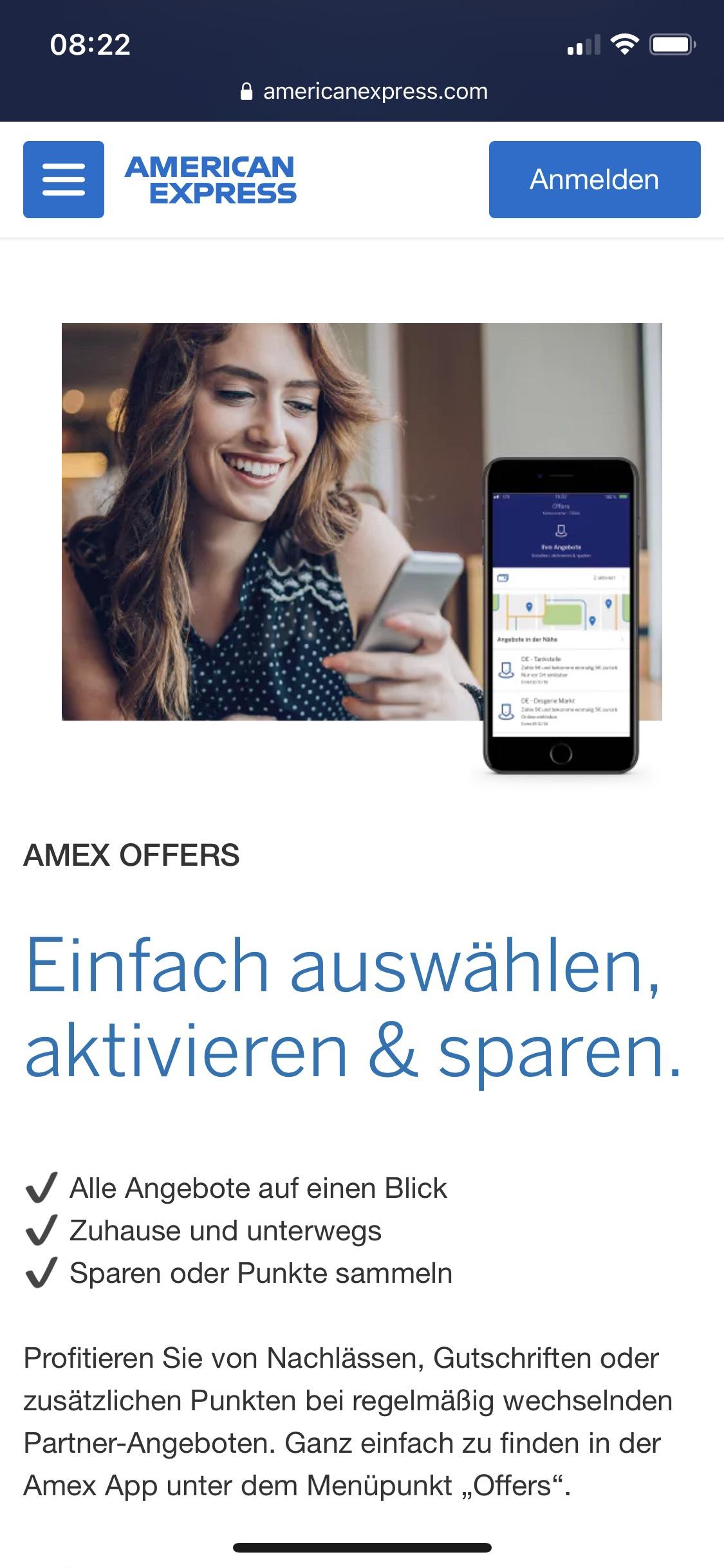 (Amex Gold) Amex Offer Qatar Airways 100€ Gutschrift bei 500€ Umsatz