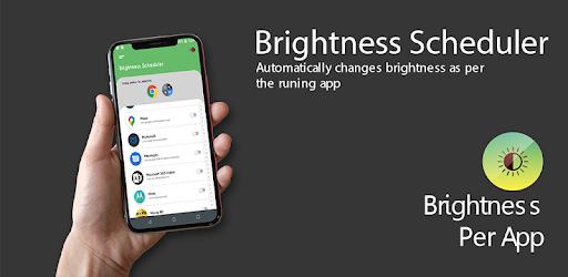 [google play store] Brightness Manager | Helligkeit für jede App einstellen | 4,1* > 10k Downloads