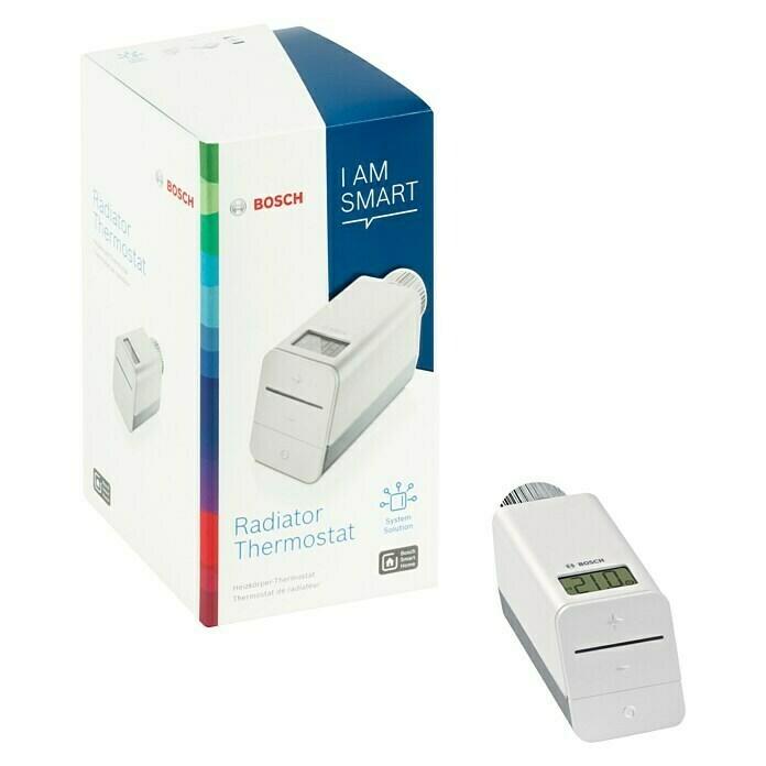 [Bauhaus TPG] Bosch Smart Home - Heizkörper Thermostat für 32,55€ kompatibel mit Apple Homekit, Amazon Alexa und Google Assistant