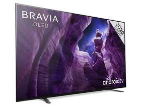 Sony KD55A8BAEP 4K 55 Zoll UHD HDR SMART Android OLED Fernseher