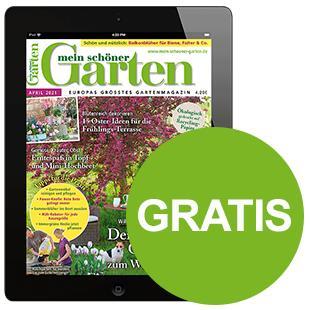 Mein schöner Garten als GRATIS E-Paper