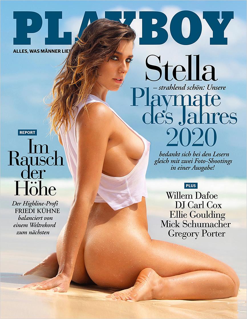 Playboy Abo (13 Ausgaben) für 88,60 € mit 85 € BestChoice-Gutschein (Kein Werber nötig)