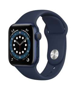 Apple Watch S6 Alu 40mm Blau