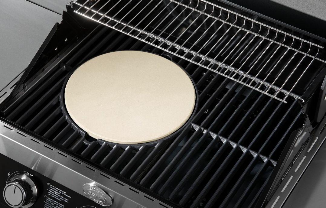 Rösle Pizzastein Ø 30 cm für Vario+ Grillrostsystem