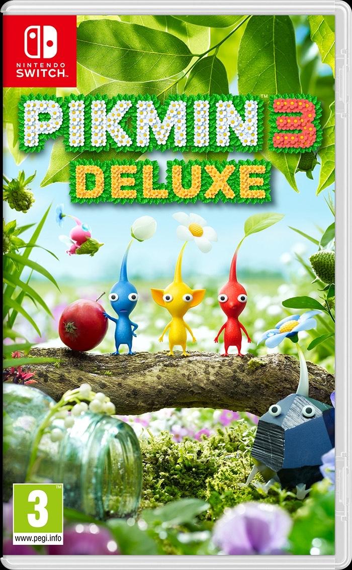 Pikmin 3 Deluxe [Nintendo Switch]
