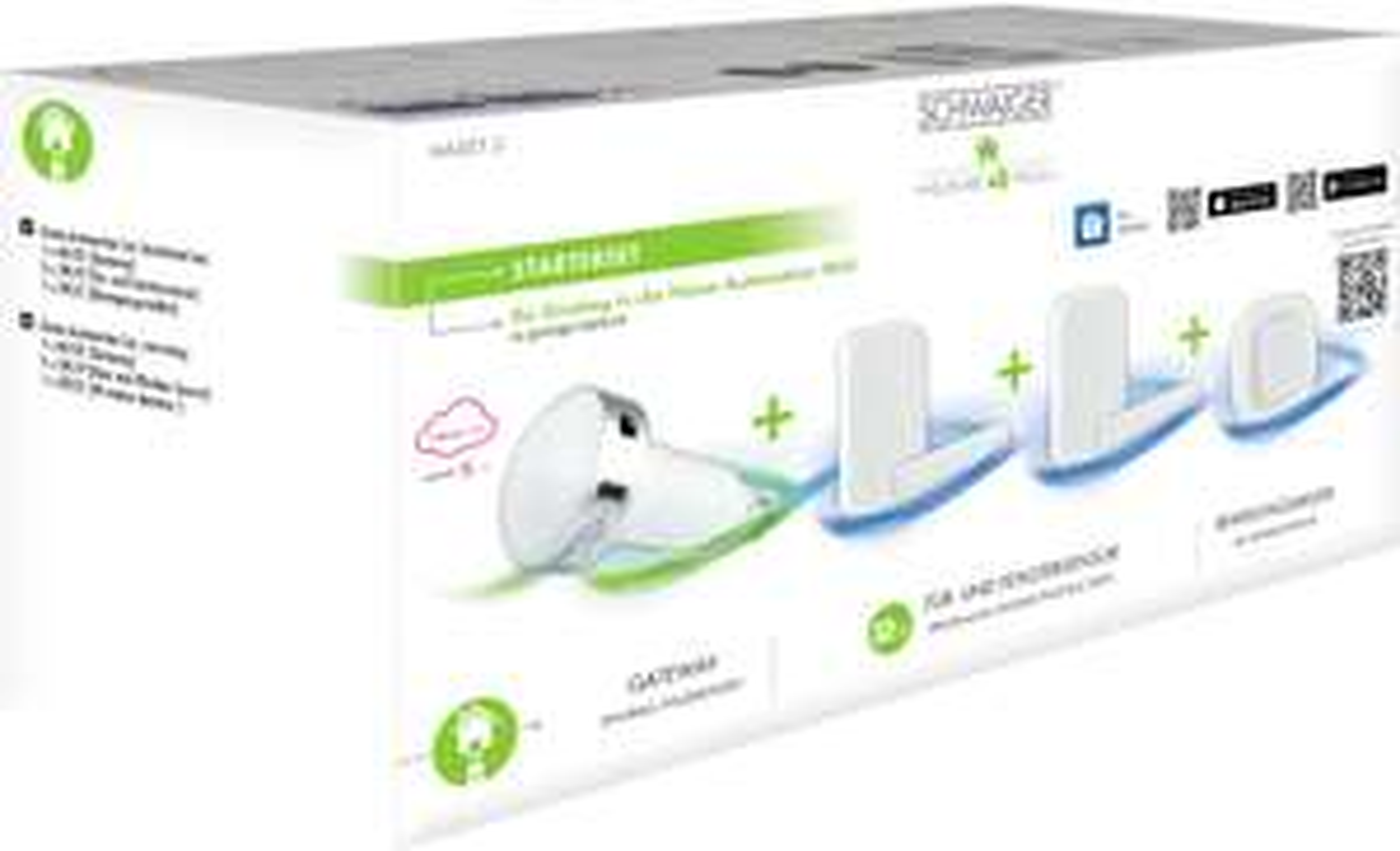Smart Home Security Set von Schwaiger u.v.m. - Z-Wave & Zigbee