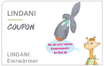 [LINDA Apotheken] Für Kinder im April kostenlos Eierwärmer abholen