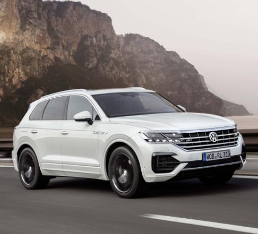 Gewerbeleasing: VW Touareg R-Line V6 TDI 4Motion (konfigurierbar) für 269€ (eff 296€) netto monatlich - LF:0,45
