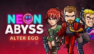 (PC) Neon Abyss - Alter Ego DLC (Steam)