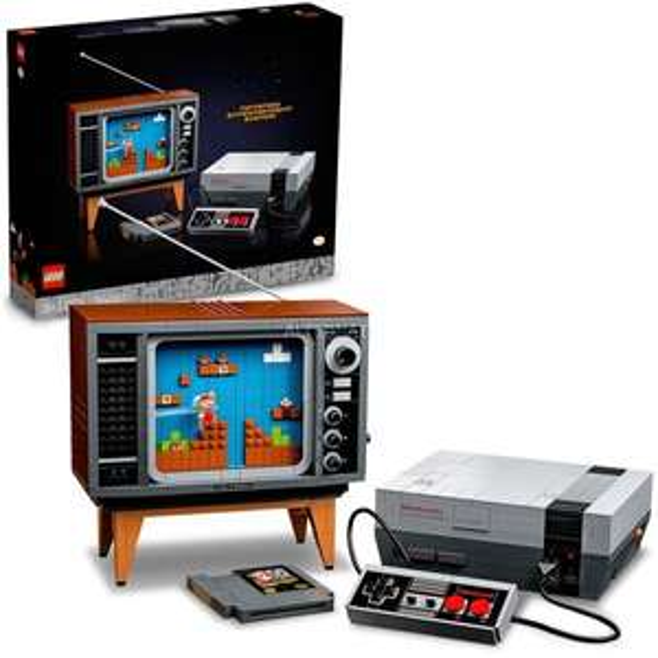 Lego 71374 Nintendo Entertainment System für 189 Euro