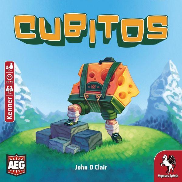 """Brettspiel: """"Cubitos"""" [Pegasus Spiele]"""