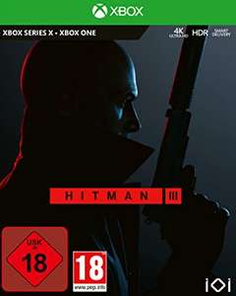 Hitman 3 Standard Edition XBOX ONE / SERIES X/S Key