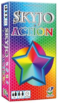 SKYJO im Doppelpack (Skyjo und Skyjo Action) - 2 bis 8 Spieler mit ca. 30 Minuten Spieldauer