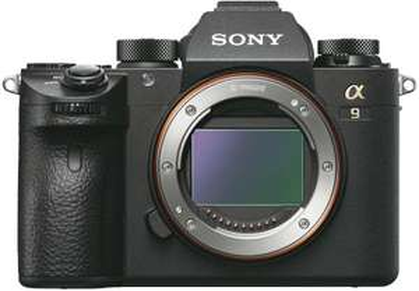 Sony Alpha 9 Mark I Systemkamera inkl. 5 Jahre Garantie