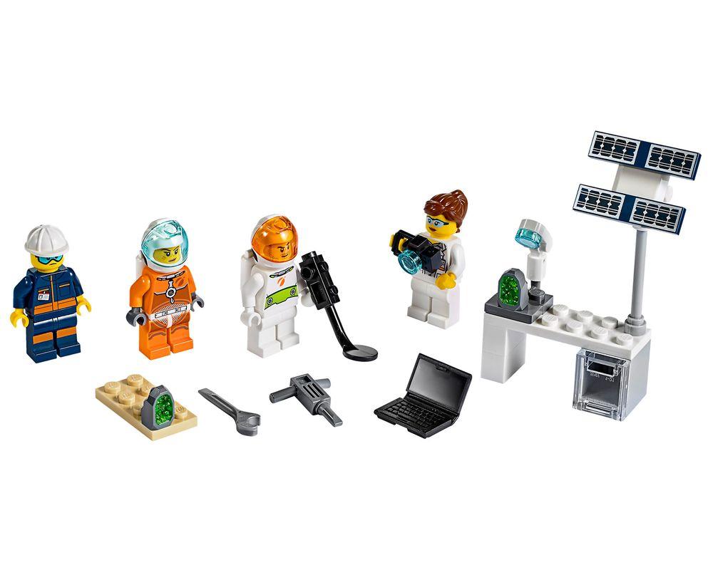 LEGO Mars Erkundungs Set 40345 Battle Pack CITY Weltraum