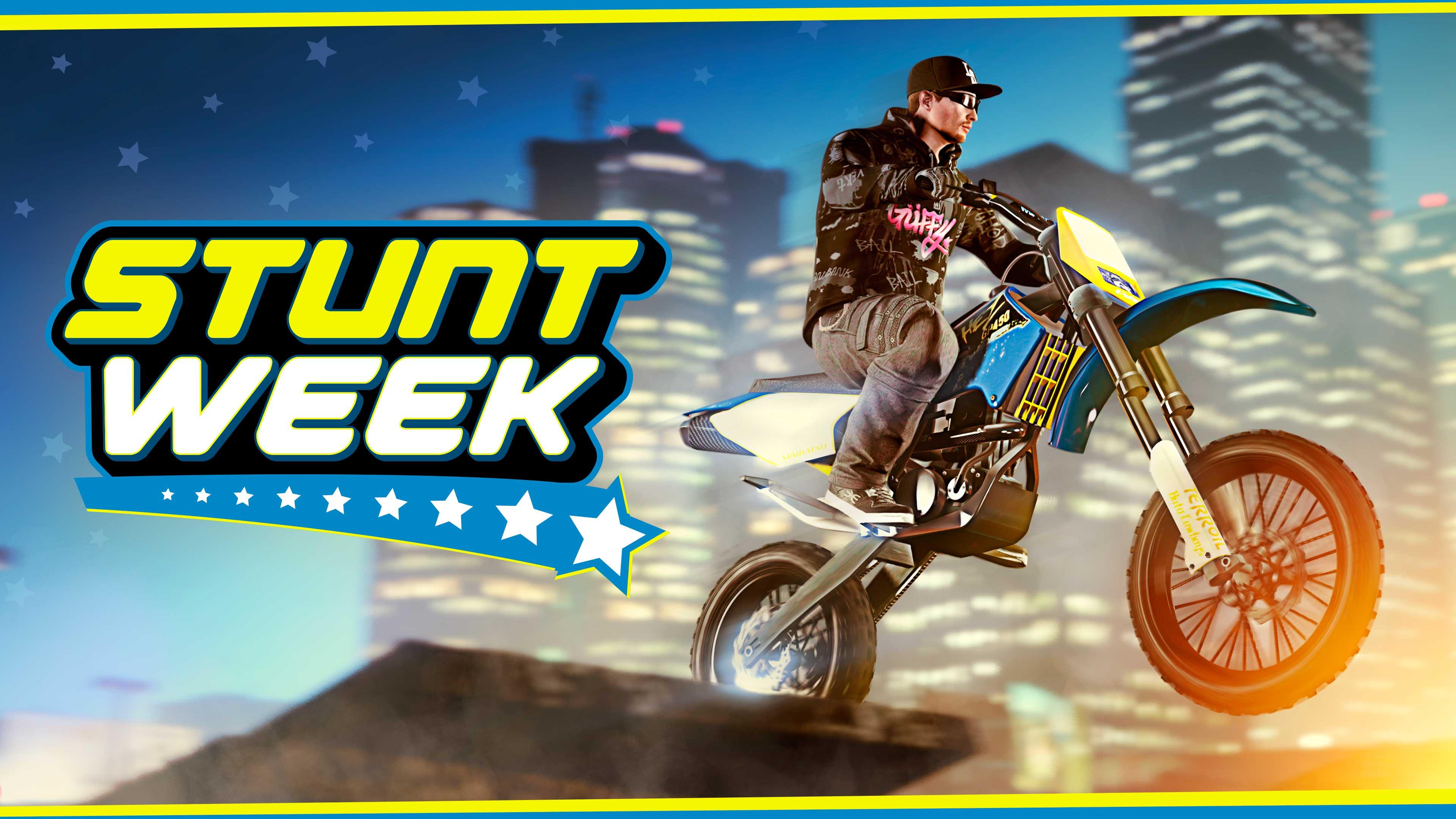 GTA Online: 500.000 GTA$ Bonus für das Absolvieren von fünf beliebigen Monster-Stunts bis zum 07. April
