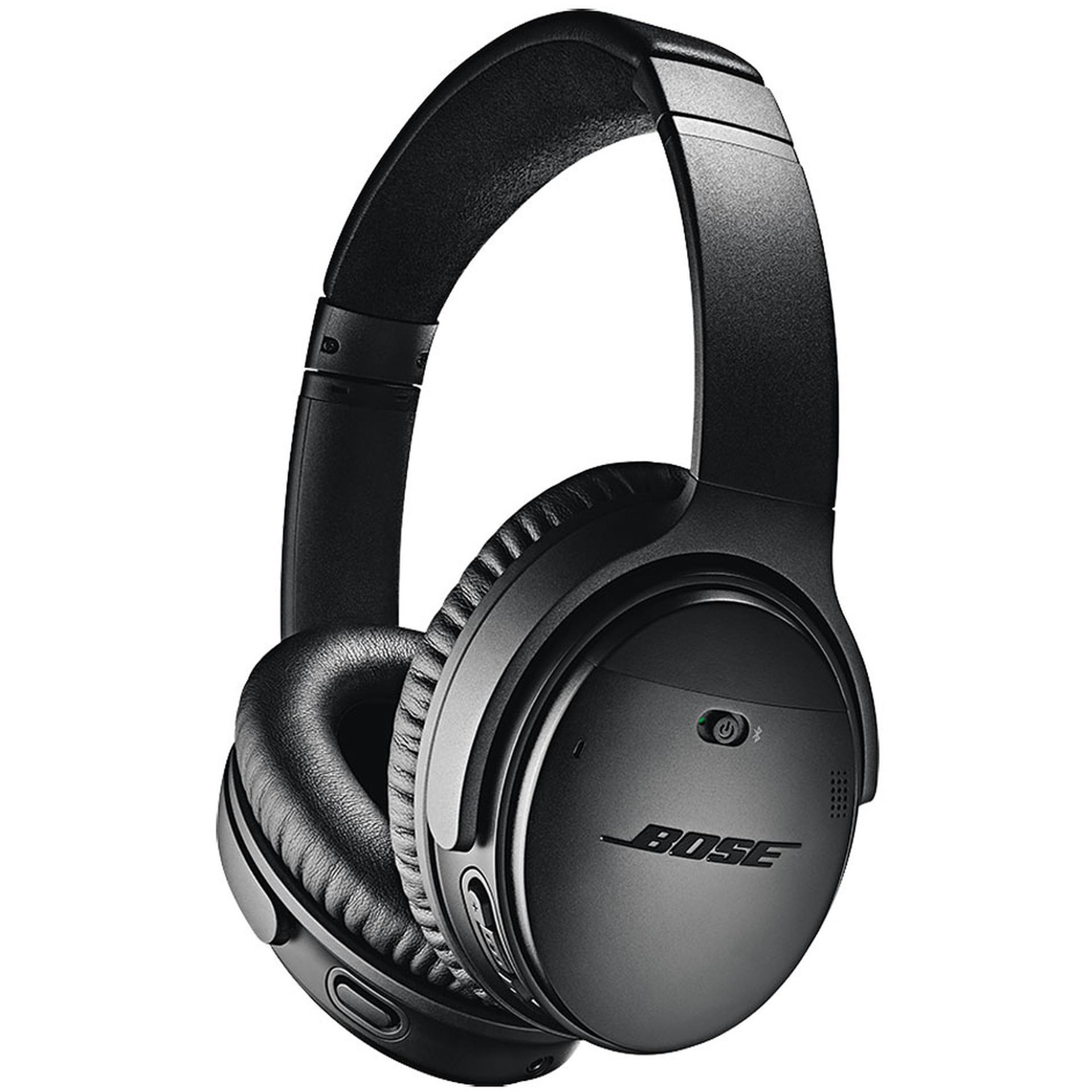 Bose QuietComfort 35 II: Bluetooth Kopfhörer (Active Noise Cancelling, 20h Akku, zwei Mikrofone, Google Assistant, NFC)