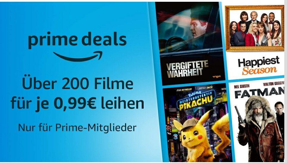 [Amazon Prime Video] Filme für 0,99 € leihen, z.B. Vergiftete Wahrheit, Flucht aus Pretoria, A Star is born, Whiplash, Train to Busan