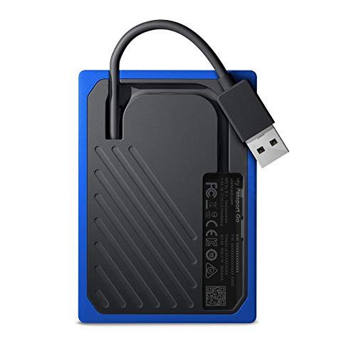 Western Digital WD My Passport Go 1TB externe SSD