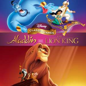 Disney Classic Games: Aladdin and The Lion King (Nintendo Switch) 7.99 € @ Nintendo eShop