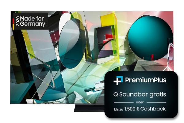 65 Zoll 8k Samsung GQ65Q950TSTXZG für 2.533€ inkl. Cashback