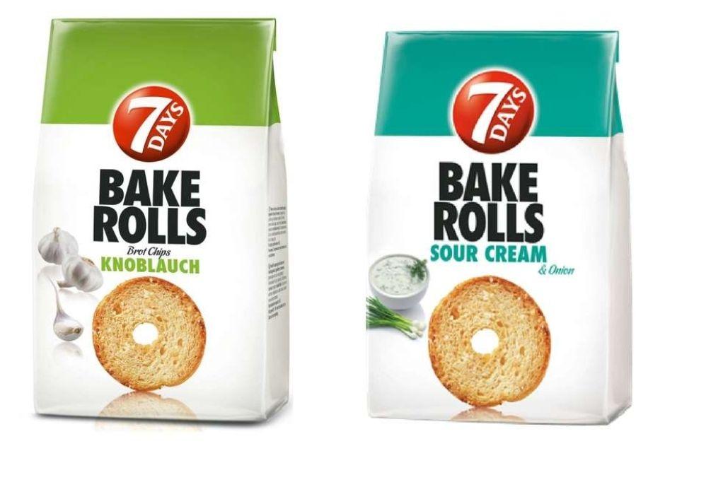 [Kaufland nur Do] 2x Bake Rolls Sour Cream oder Knoblauch mit Couponplatz Coupon für 1,48€ (Stückpreis 0,74€)