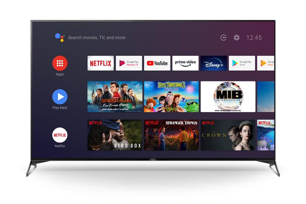 Sony KD-55XH9505B Full Array 4K UHD LED TV