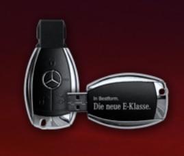 Mercedes USB-Stick umsonst