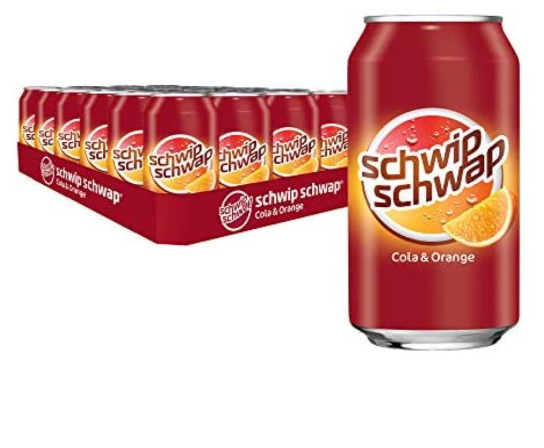 24 Dosen Schwip Schwap 0.28€/Dose Amazon Sparabo
