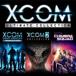 XCOM Ultimate Collection (Steam) für 10,19€