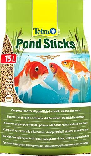 [Prime Sparabo] Pond Sticks 15L (Fischfutter)