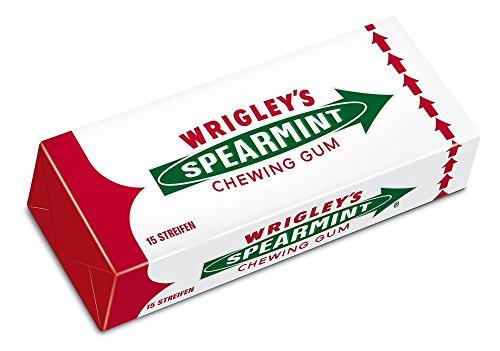 Amazon Prime: 4x Wrigleys Spearmint Kaugummi mit jeweils 15 Streifen je Pack, entspricht einem Einzelpreis von 69 Cent .