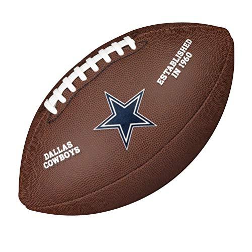NFL Dallas Cowboys und San Francisco 49ers Football von Wilson in der Originalgröße (Prime)