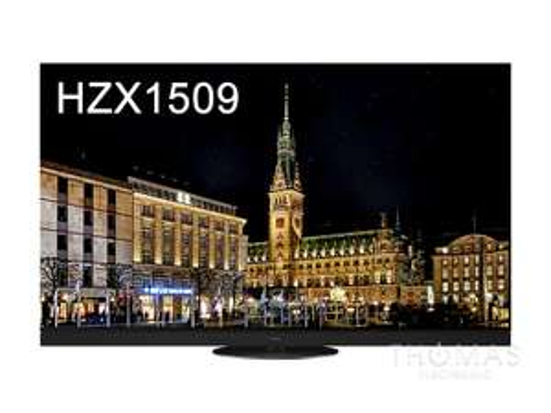 Panasonic TX-55HZX1509 OLED mit 80Watt Dolby Atmos Lautsprechersystem