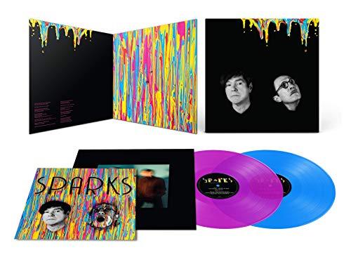 Sparks - Steady Drip - farbiges Vinyl [Prime, sonst +3] Schallplatte, Doppel LP