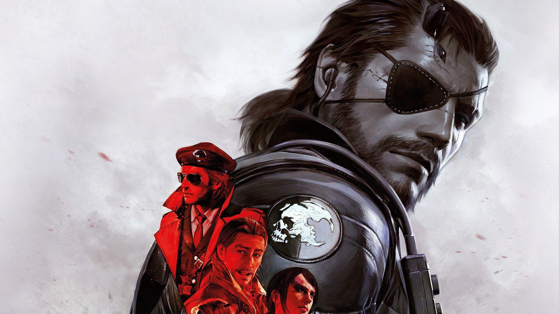 [Microsoft Store Deutschland] [XBOX] Metal Gear Solid V: The Definitive Edition Xbox One / Xbox One X / Xbox Series X / Xbox Series S
