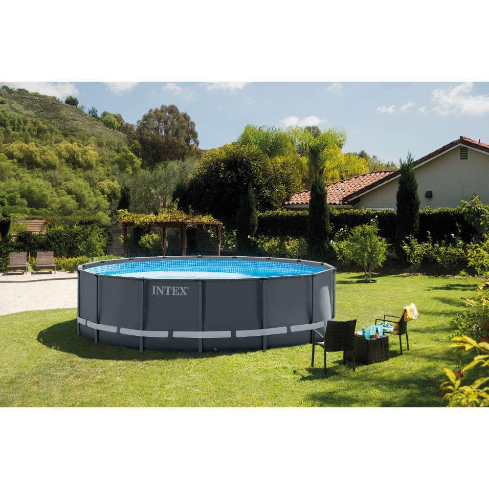 Intex Ultra Frame XTR Pool Set 4.88m x 1.22m, Raiffeisenmarkt Online