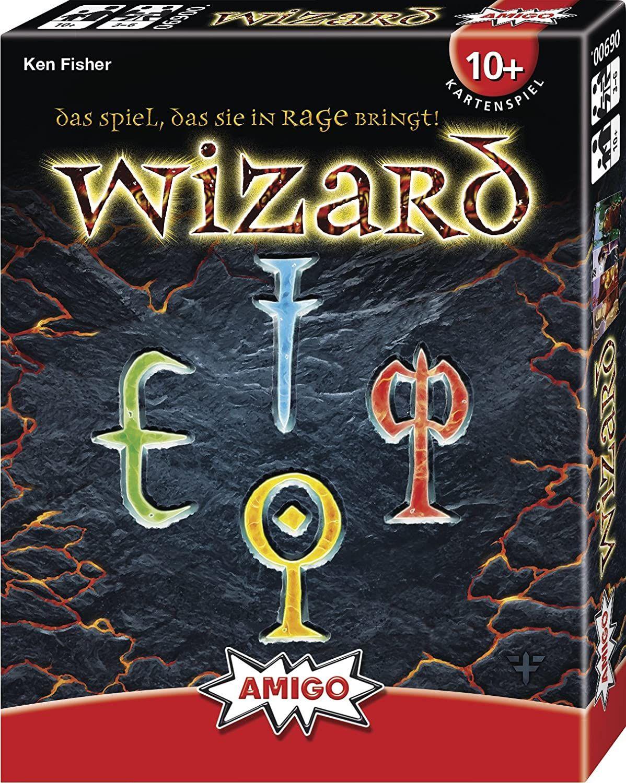 [Prime] Amigo 6900 - Wizard, Kartenspiel [BGG 6,9]