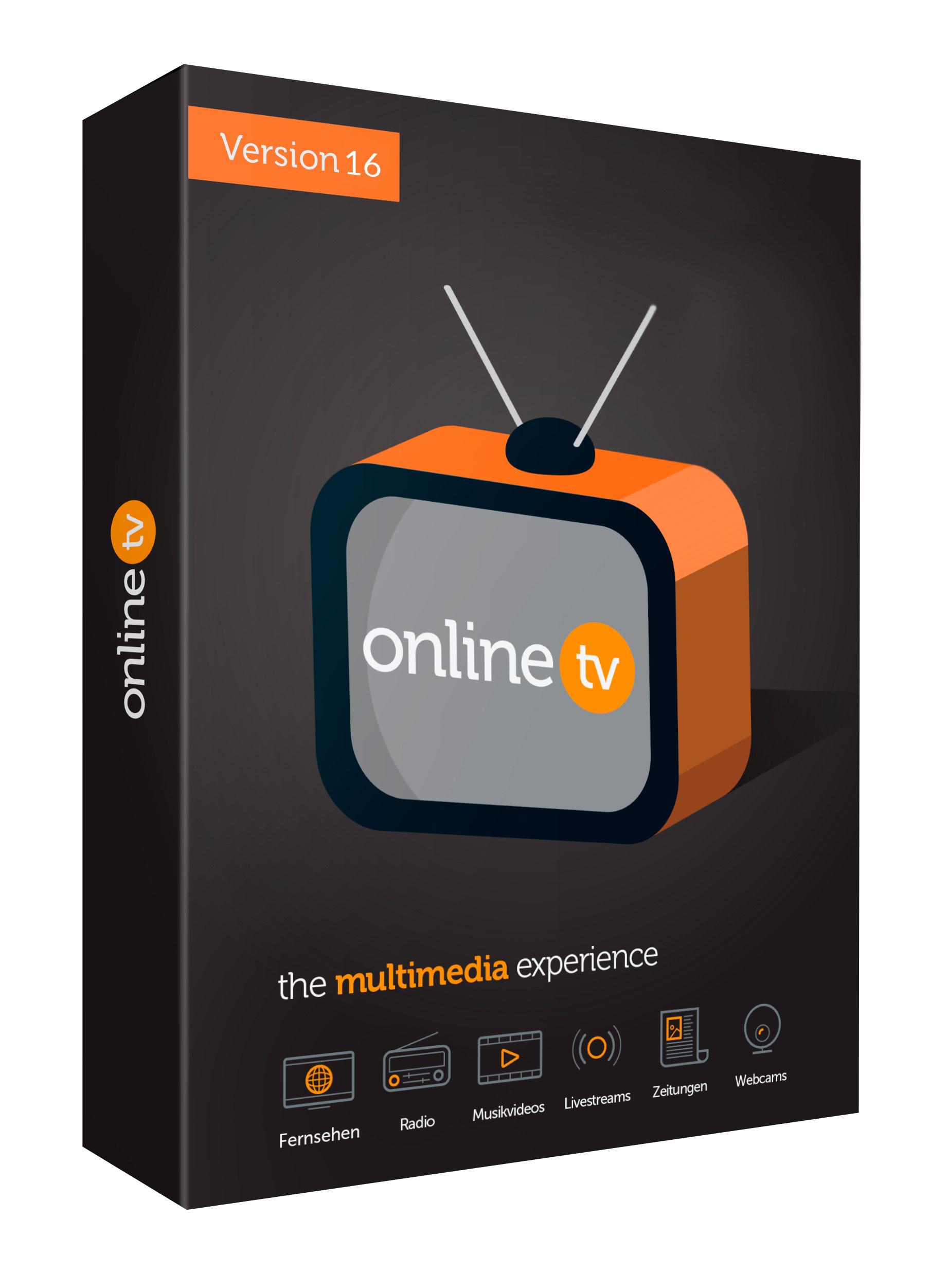 ONLINE TV 16 PLUS - Vollversion kostenlos bei CHIP