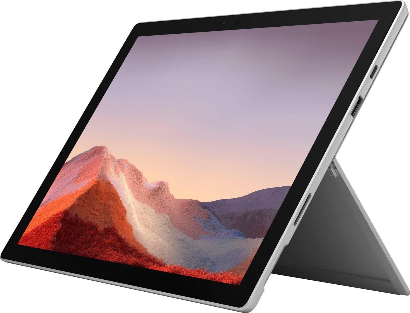 Microsoft Surface Pro 7 Platin Tablet, 12.3 Zoll, i7-1065G7 4x 1.30GHz, 16GB RAM, 1TB SSD