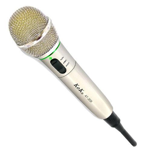 Funkmikrofon KoK at-309 für nur 13,90 EUR inkl. Versand!