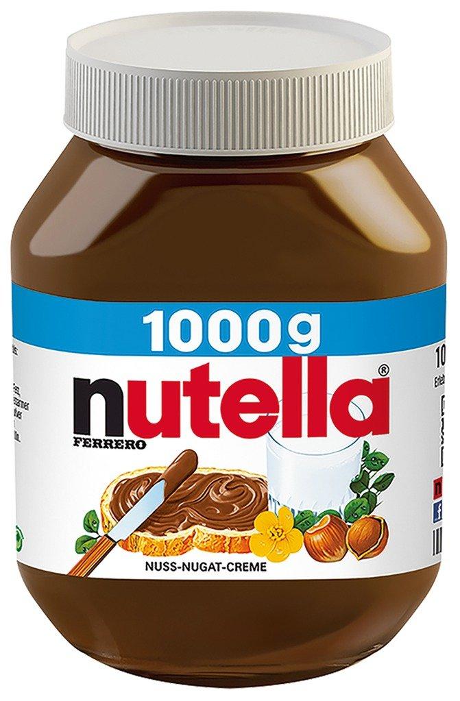(Lokal Salzgitter) Nutella im 1 Kilo Glas